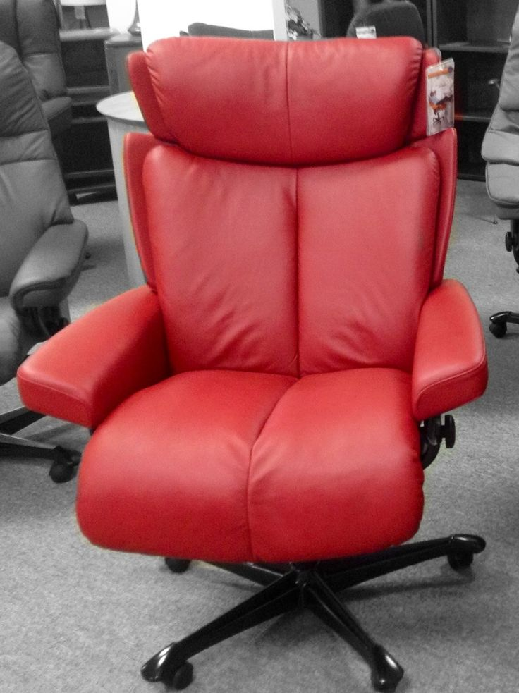 stressless magic office chair paloma cherry available at scanhome furnishings on broadway in green broadway green office furniture
