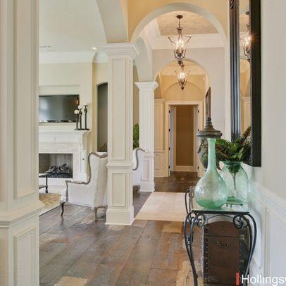 71 best Columns, interior decorating, half wall, bookshelf images ...