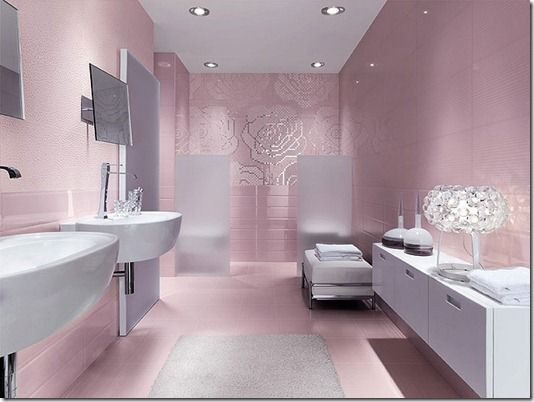 Роскошные ванные комнаты — Роскошь и уют