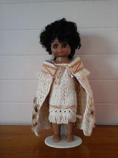 Robin Weaves Korowai: Dolls