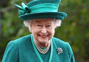 Image: File photo of Queen Elizabeth II (© Invicta Kent Media/Rex Features)
