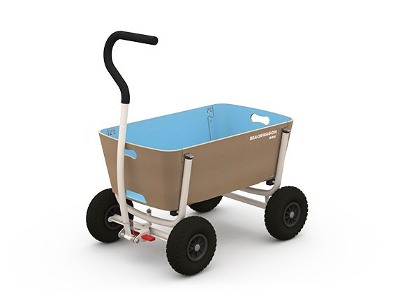30 best fishing carts images on pinterest for Folding fishing cart