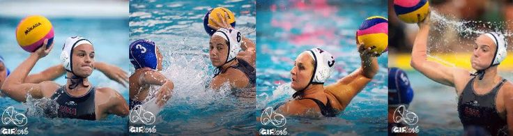 Stanford Water Polo ‏@Stanfordh2opolo  Aug 8 Excited to watch these 4 and Team USA in game #1 in Rio tomorrow.  Beat Spain. #2016RioOlympics
