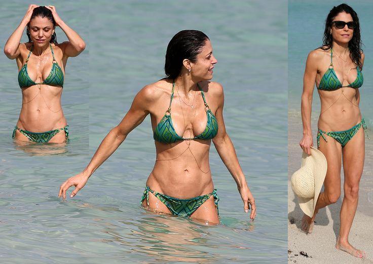 "Too Skinny Girl? RHONY's Bethenny Frankel Addresses ""Unhealthy"" Bikini Photos | OK! Magazine"