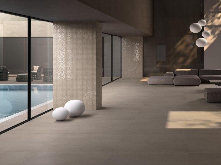Geosphere XXL from Grestec Tiles #interiordesign #hotel #design #tiles