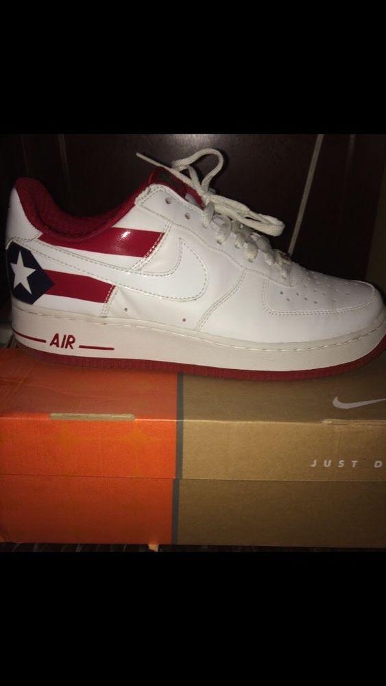 super popular 084de 67ace Nike Unisex Air Force 1 Size 9.5 US