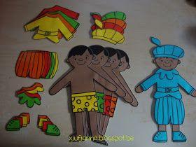 Juf Janna: Sint & Piet