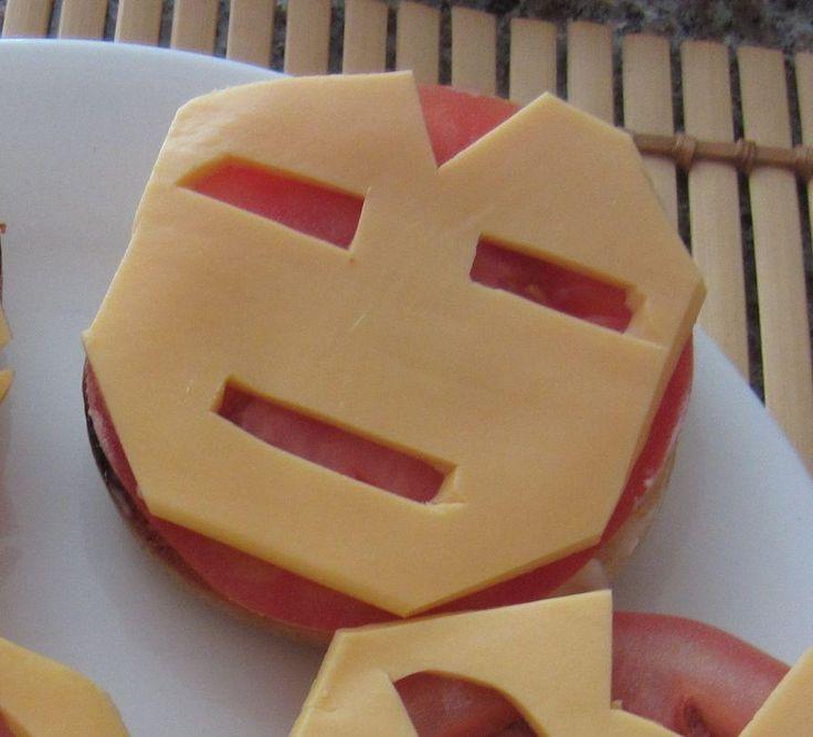 Avengers Iron Man Cracker Stack