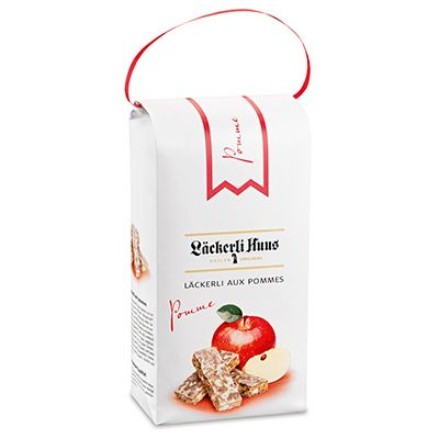 Läckerli aux pommes, 480 g - Läckerli Huus AG