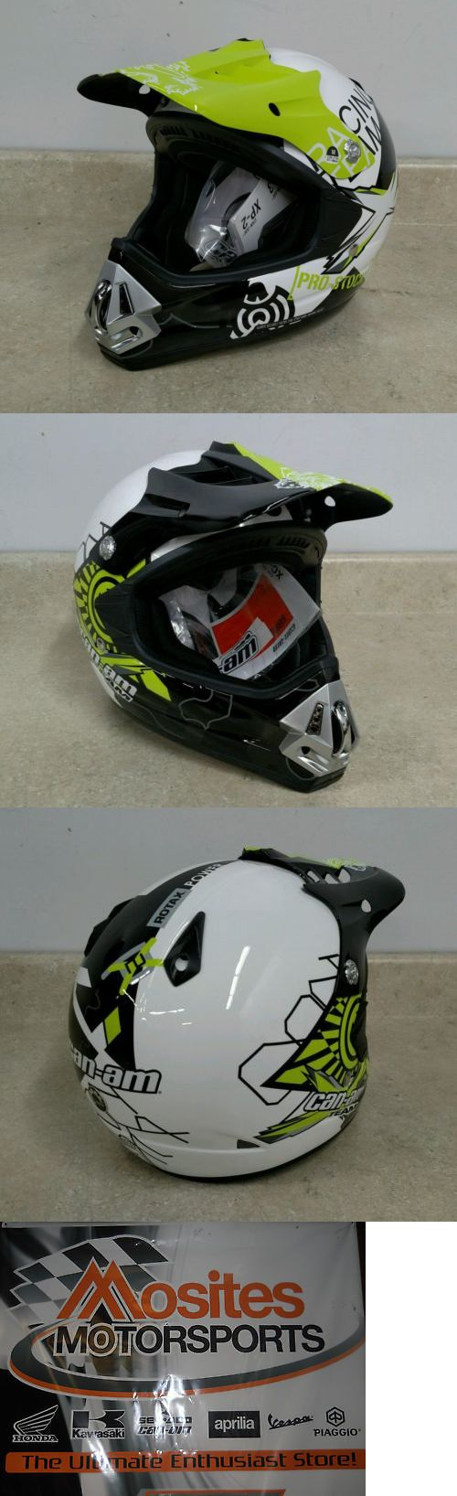 Other Winter Sport Clothing 16060: Can Am Atv Xp-2 Xp2 Pro Stock Helmet All Size 4695630970 #4695631270 Sale -> BUY IT NOW ONLY: $85 on eBay!