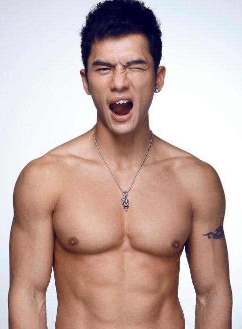 Hot gay asian