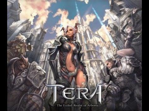 TERA PC 2009 Gameplay