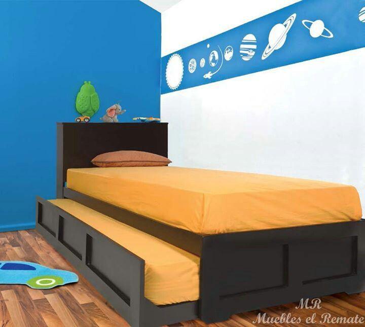 Las 25 mejores ideas sobre cama canguro en pinterest - Ver camas para ninos ...