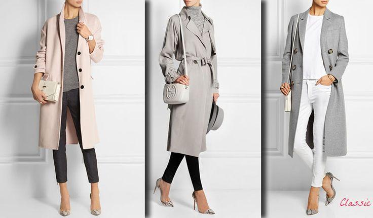 Outfits for Classic (Kibbe). Typ urody Classic – kobieta doskonała.