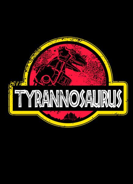 Jurassic Red Power T-Shirt - Power Rangers T-Shirt is $12.99 today at Pop Up Tee!