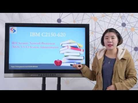 Passcert IBM Certified System Administrator C2150-620 dumps