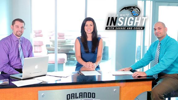 Blue and White Insight: Best West Coast Win/Surprise Player | video | THE OFFICIAL SITE OF THE ORLANDO MAGIC