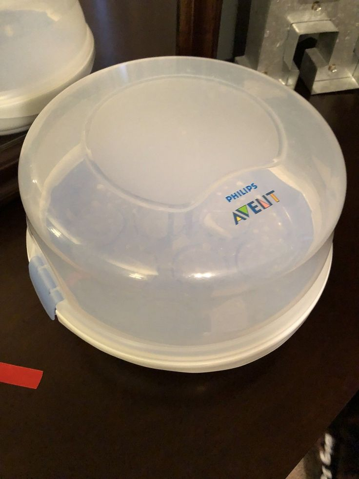 Avent Baby Bottle Sterilizer Microwave - $10.00 - 10.00