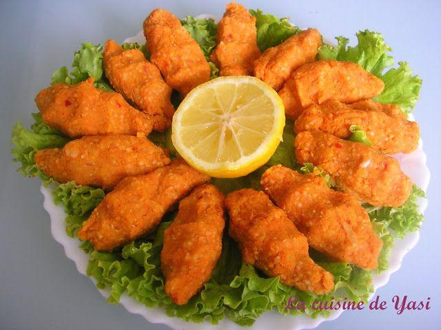 La cuisine de Yasi : Mercimek koftesi