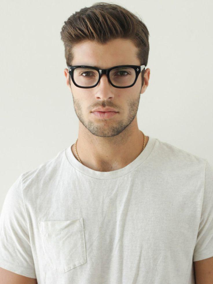 frisur männer brille - frisur design