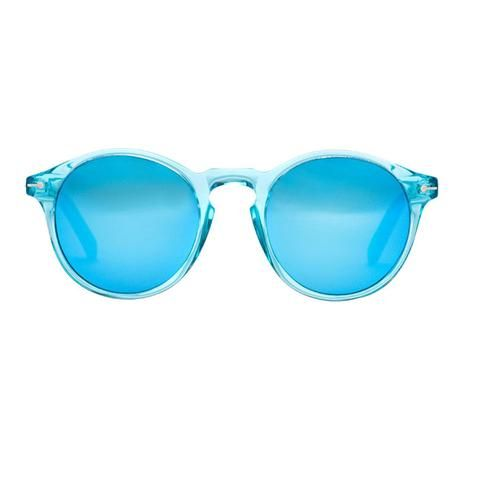Sons + Daughters Clark Sunglasses Blue Jelly