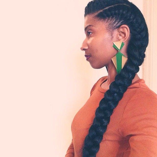 Brilliant 1000 Ideas About Two Goddess Braids On Pinterest Goddess Braid Hairstyle Inspiration Daily Dogsangcom