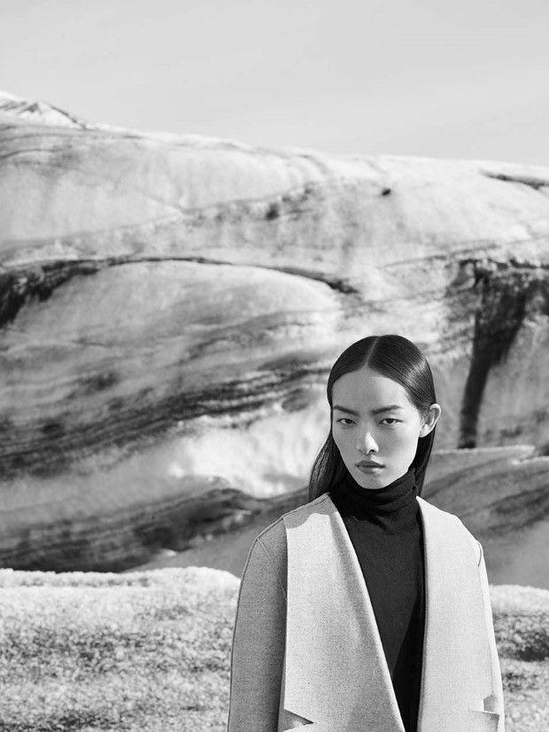 Fei Fei Sun for COS Fall Winter 2015 by Karim Sadli