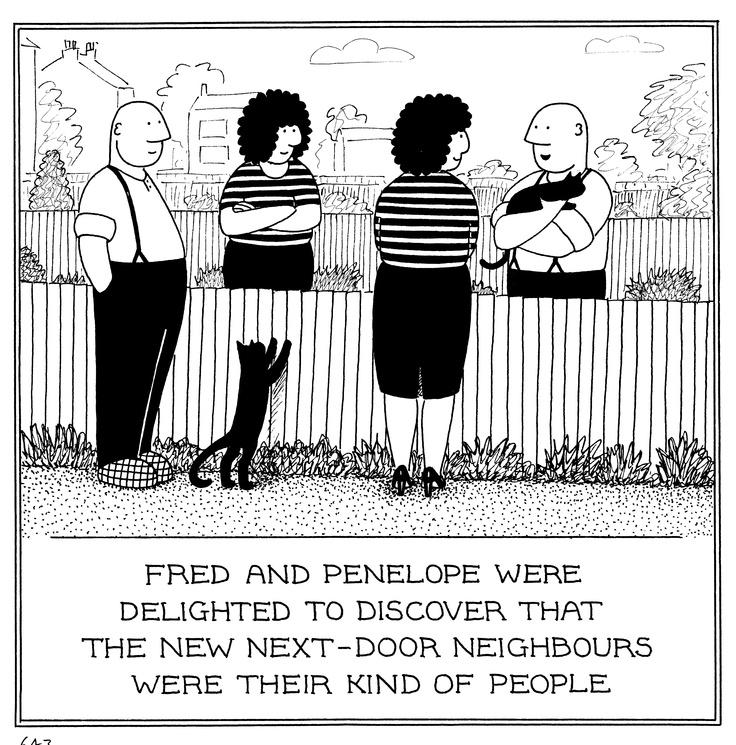 Next Door Neighbours