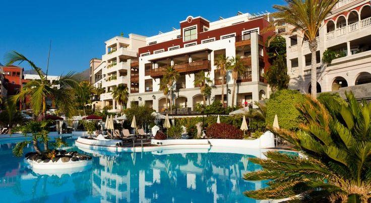 泊ってみたいホテル・HOTEL|スペイン・カナリア諸島>ラ・ゴメラ島>ラ・ゴメラ島を一望する豪華なホテル>ドリーム ホテル グラン タカンデ&スパ(Dream Hotel Gran Tacande & Spa)