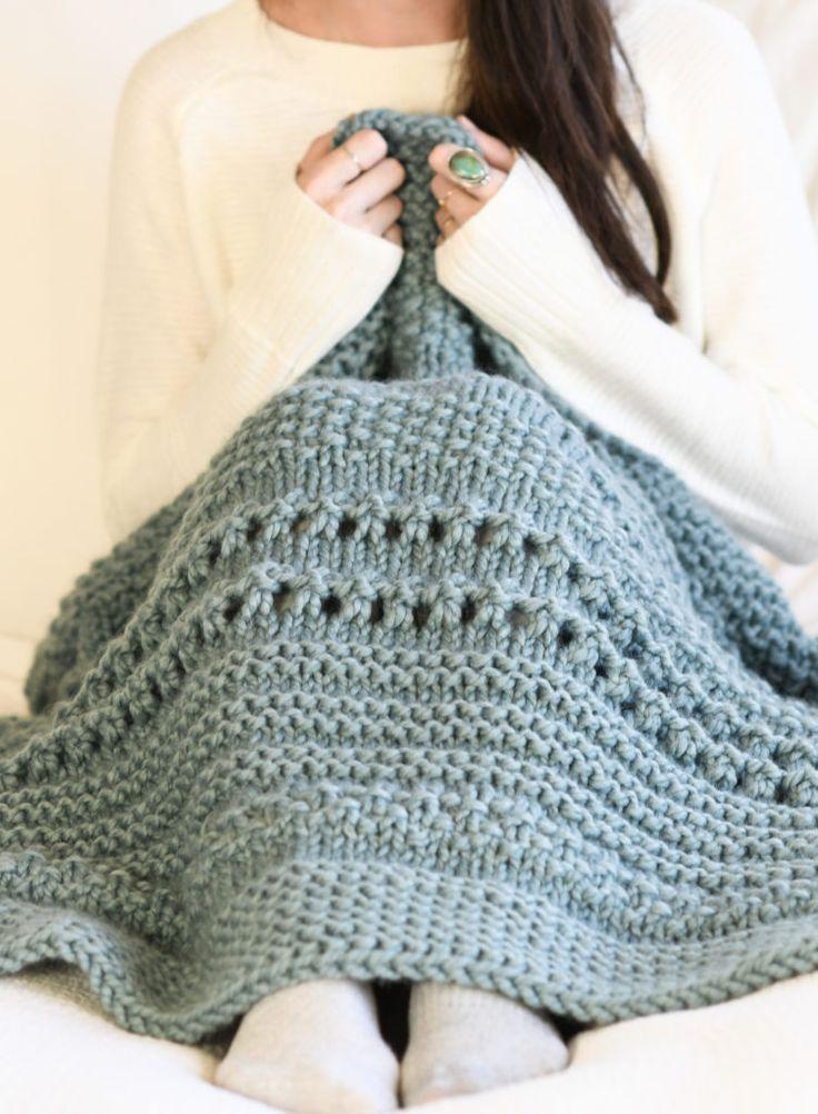 chunky knitting stitches