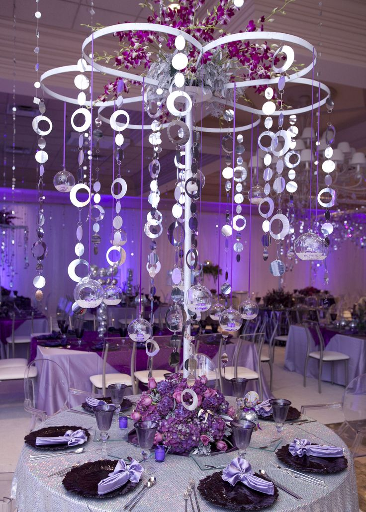 12 best centerpieces images on pinterest table centers for Wedding reception centrepieces