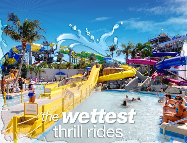 Rapids Water Park is Florida's Premiere Family Water Park featuring Water Slides, Lazy River & More! Opening day March 9, 2013!
