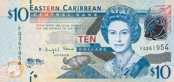 Prezzi e Sconti: #Cambio euro dollaro dei caraibi orientali 1 ; 2781 xcd  ad Euro 12781.00 in #Forexchange #Caraibi