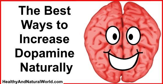 The Best Ways to Increase Dopamine Naturally