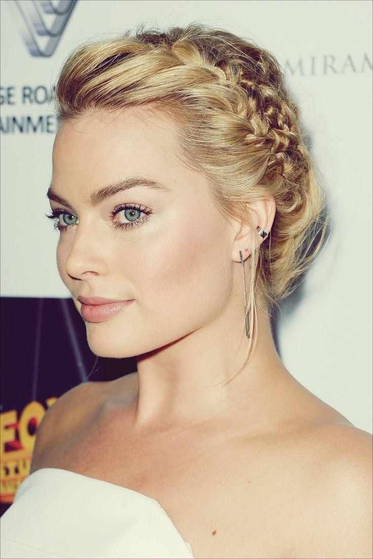 Margot Robbie Frisuren  35 Margot Robbie Haar sieht zu