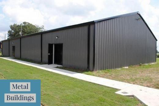 Will Spray Foam Rust Metal Buildings And Metal Buildings With Stone With Images Metal Buildings Steel Buildings Pre Engineered Metal Buildings