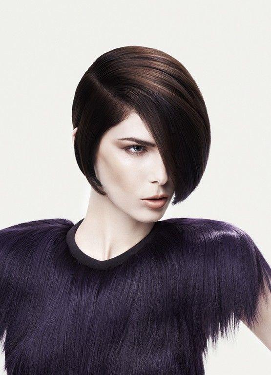 hair trend collections / парикмахерские тренды / стрижки, прически, окрашивания волос » Sassoon Salon коллекция весна/лето 2014 Bi-Couture