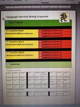step up to writing graphic organizers Writing lesson checklist: graphic organizer  students to monitor their progress  and meet the expectations for each step within the process.