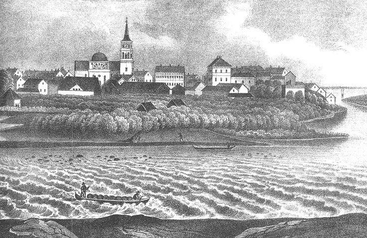 Oulu1800 - Oulu – Wikipedia