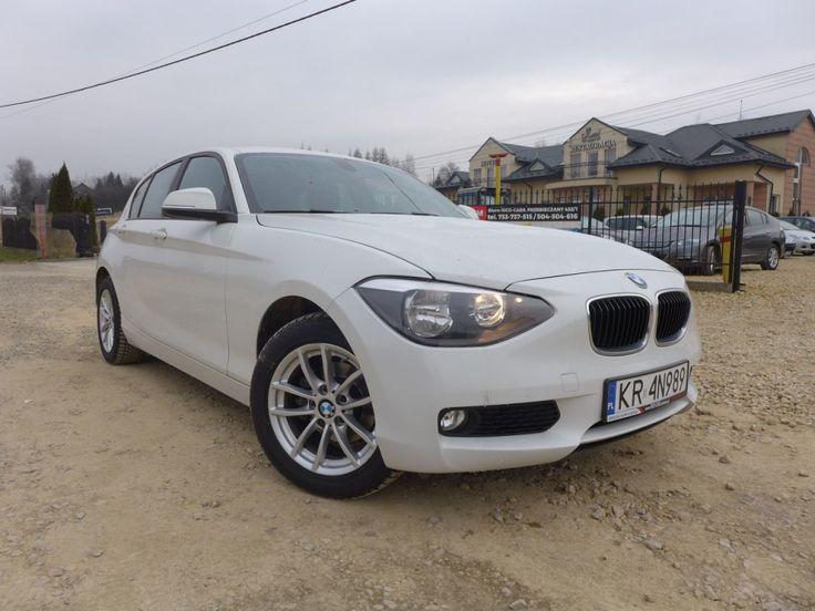 BMW 116 - 114D ! 129kM ! Super stan !
