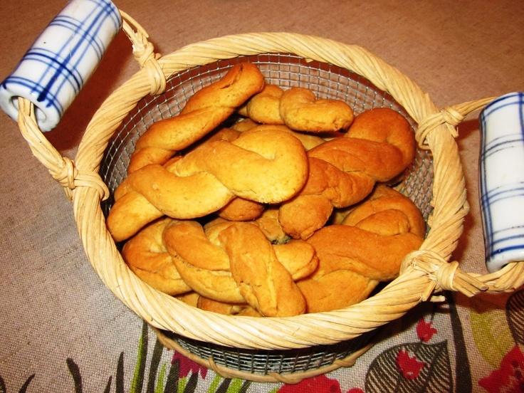 The gastrin: ΝΗΣΤΙΣΙΜΑ ΚΟΥΛΟΥΡΑΚΙΑ ΜΕ ΠΟΡΤΟΚΑΛΙ: Κουλουρακια Με, Νηστισιμα Γλυκα, Ζυμες Ψωμια, Με Πορτοκαλι, Νηστισιμα Κουλουρακια, Greek Cookies