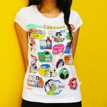 Buy tank tops for women at affordable from Chumbak. For more details visit http://www.chumbak.com/apparel/tshirts-tops/womens.html
