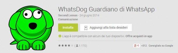 Spiare quando i vostri contatti si collegano senza dover aprire Whatsapp | Tissy Tech