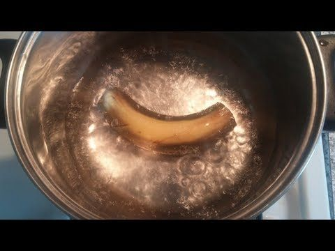 Boil Bananas Before Bed, Drink the Liquid & You Will Not Believe What Happens to Your Sleep - YouTube