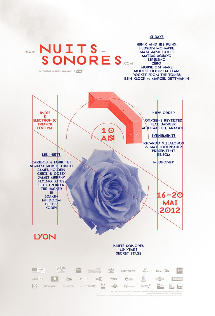Superscript² / Nuits Sonores 2012  -  Buamai, Where Inspiration Starts.