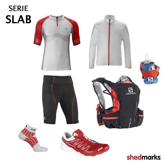 Serie S-Lab Salomon - Shed Marks - Trail Running - Kilian Jornet