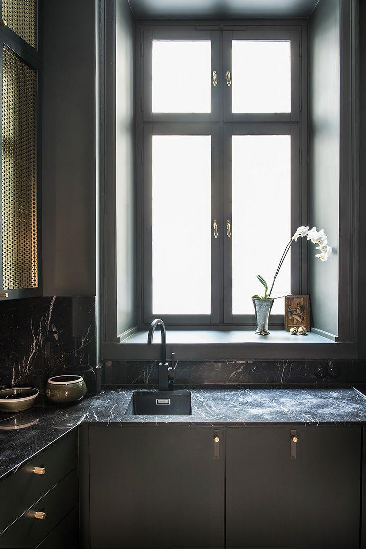Cresnia Kitchen by Reflex Arkitekter