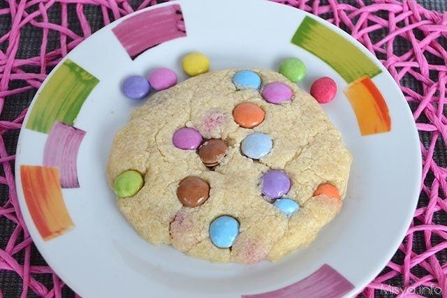 » Cookie al microonde Ricette di Misya - Ricetta Cookie al microonde di Misya