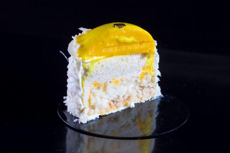 Пирожное «Восходящее солнце»   Самый вкусный портал Рунета
