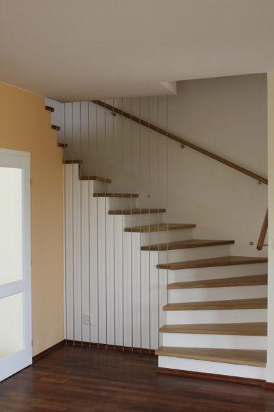 Dřevěná schodiště Stadler na zakázku